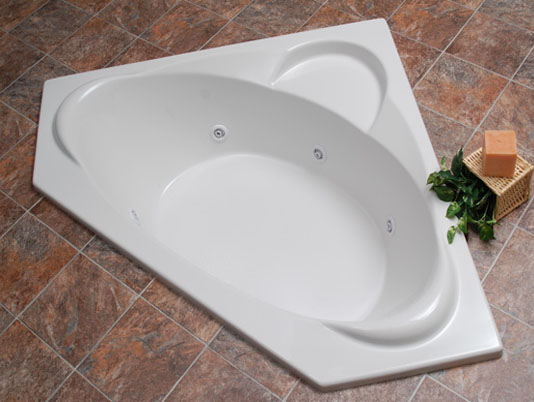 Acryllic Whirlpool Bathtubs